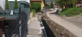 Radovi na proširenju mreže daljinskog grijanja u MZ Kakanj II: Za vikend u naselju Albanija odvijanje saobraćaja jednom trakom