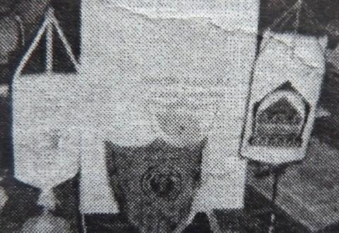 Novembra 1996. godine Kaknju dodijeljena plaketa Trećeg korpusa Armije R BiH