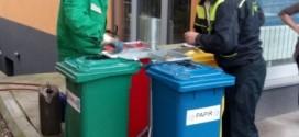 Kakanj okreće novu stranicu u pogledu prikupljanja otpada: Počelo montiranje namjenskih kontejnera za selektivno prikupljanje otpada