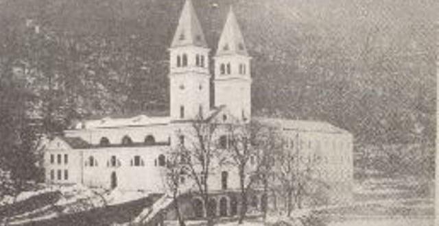 Vremeplov: Gosti olimpijade u posjeti Franjevačkom samostanu u Kraljevoj Sutjesci