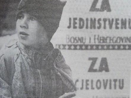 """Povodom 1.marta-Danu nezavisnosti BiH: """"ZA"""" suverenu i nezavisnu BiH glasalo je  99,42 % građana općine Kakanj, onih koji su pristupili referendumu"""