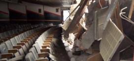 Vremeplov: 4. februara 2012. godine urušio se Dom kulture u Kaknju