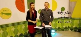 "Ekološki kviz ""Eko plus"": 26. maja druga polufinalna emisija"