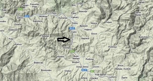 18.maj 1992.godine, zaustavljanje kolone JNA u Mačuhu (na granici općina Kakanj i Visoko)