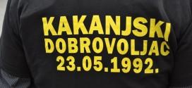 "Program obilježavanja 23. maja – Dana kakanjskih dobrovoljaca ""Misoča 92″"