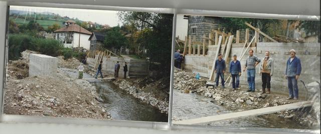 Pred Dan šehida (drugi dan Ramazanskog bajrama): Podsjećanje na gradnju Mosta šehida