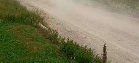 Građani pišu: Kamioni podizali prašinu na dijelu vazdušne banje Ponijeri