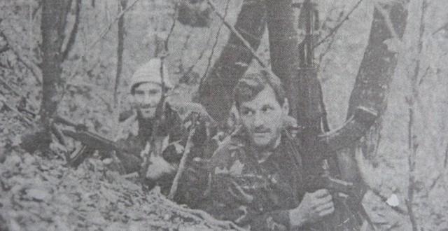 Pred 20. godišnjicu velike pobjede Armije R BiH na vozućkom ratištu