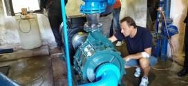 """Upriličeno svečano puštanje u funkciju novog pumpnog postrojenja """"Pitka voda"""""""