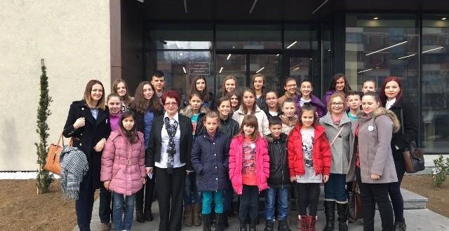 Djeca i mladi u posjeti načelniku i općinskim službama