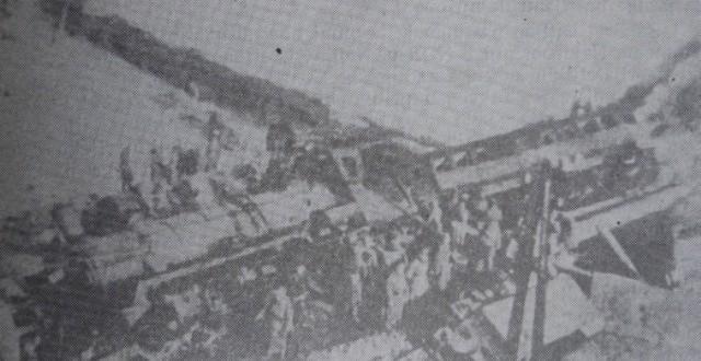 Februarske godišnjice: 25.februar 1945. godine – Napad na voz