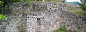 Ostaci vladarskog dvora u Kraljevoj Sutjesci