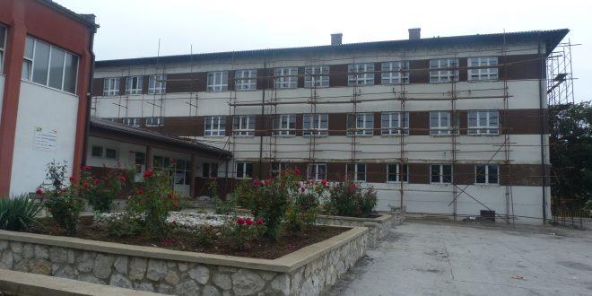 """Općina Kakanj: OŠ """"Hamdija Kreševljaković"""" će napokon zablistati, radovi na rekonstrukciji i uređivanju"""