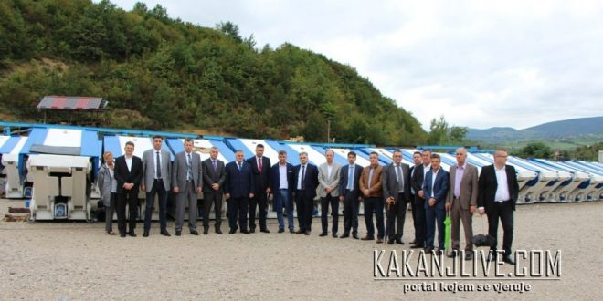 Rudnik-Potpisan ugovor za nabavku donje šine (Kakanjlive)