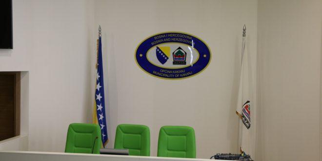 Najava 5.redovne sjednice Općinskog vijeća