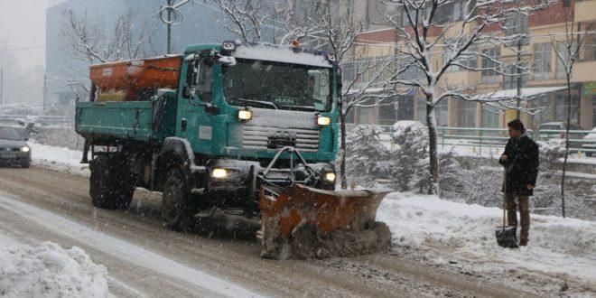 Važna obavještenja i dodatna pojašnjenja u vezi zimskog održavanja