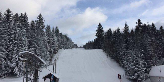 Za ljubitelje skijanja i snowboardinga, hvala našem sugrađaninu Edinu za video snimak
