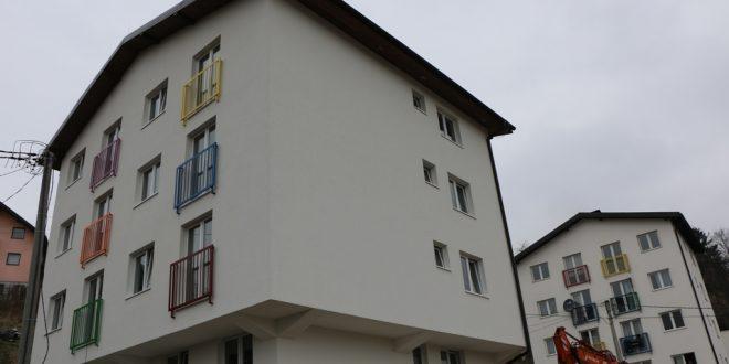 Završena izgradnja pete po redu zgrade socijalnog stanovanja u naselju Varda, u skorijem periodu se može očekivati i izgradnje šeste zgrade