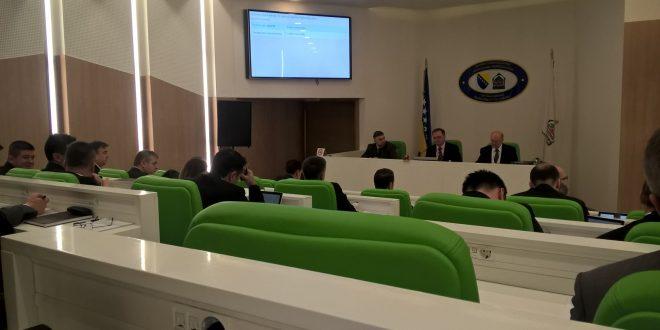 Izvještaj sa 5. redovne sjednice Općinskog vijeća