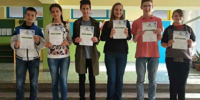 Održano Općinsko takmičenje osnovnih škola iz fizike