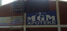 Foto: Uskoro u funkciji novi semafor u Sportskoj dvorani Kakanj, u toku izrada projektne dokumentacije za proširenje kakanjske sportske dvorane