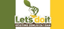 """Otkazana akcija  """"Let's do it- očistimo zemlju za 1 dan"""", novi termin akcije 13.maj"""