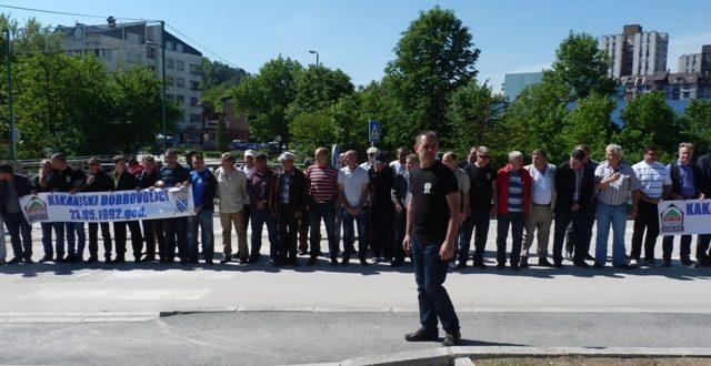 "Program obilježavanja 23.maja – Dana kakanjskih dobrovoljaca ""Breza i Misoča 92″"