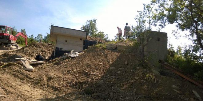 U toku završni radovi na izgradnji rezervoara Lučani