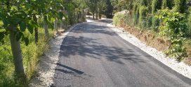 Počeli radovi na rekonstrukciji puta u naselju Rošćevina, završeni radovi na sanaciji dionice puta u naselju Kubure