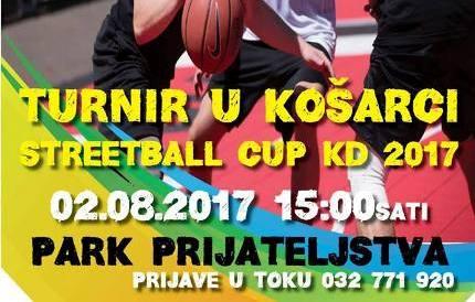 """Kakanjski dani 2017: Prijavite se na  turnir u košarci """"STREETBALL KUP KD 2017"""""""