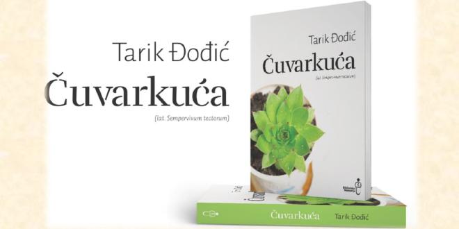 """Kakanjski dani: Promocija knjige """"Čuvarkuća"""" autora Tarika Đođića"""