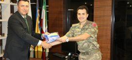 Ured načelnika: Upriličen prijem za predstavnike Turskog bataljona EUFOR-a