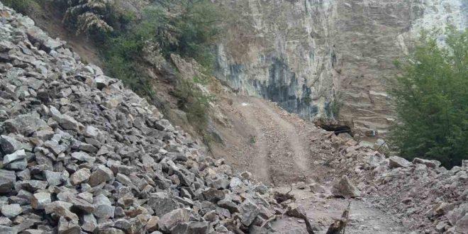 U toku radovi na rekonstrukciji i proširenju dionice puta Zgošća-Tršće u dužini od oko 1.600 metara