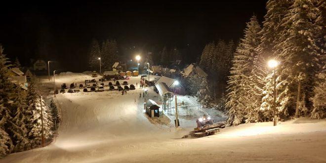 Svi na Ponijere: Danas ski-lift u funkciji u dnevnom i noćnom terminu
