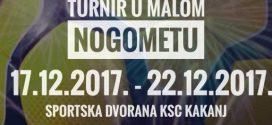"""Budite dio velikog prazničnog sportskog događaja: Novogodišnji turnir """"Kakanj 2017"""" nagradni fond iznosi 6.000 KM"""