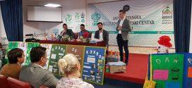 Povodom 22. aprila-Dana planete Zemlje C.E.K.O.R. Kakanj realizirao ekološke aktivnosti: Dodijeljene nagrade za najbolje i najkreativnije literarne i likovne radove, te radove napravljene od recikliranih materijala