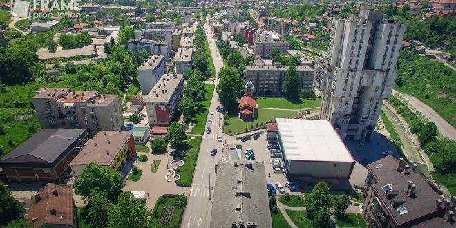 Od ponedjeljka 21. maja 2018. godine novi privremeni režim odvijanja saobraćaja u centralnom gradskom području: Tri alternativna pravca ovisno o mjestu stanovanja