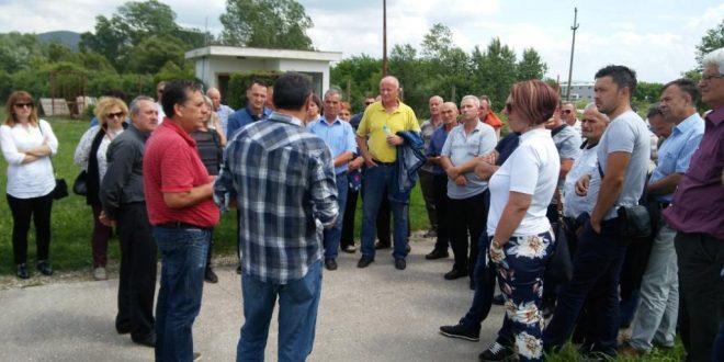 Za kakanjske poljoprivredne proizvođače organizirana studijska posjeta Mostaru, Čapljini i Popovom polju