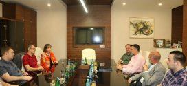 Općinu Kakanj posjetio Davor Župa, predsjedavajući Gradskog vijeća Bihaća