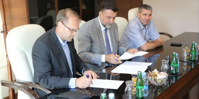 Kantonalna uprava civilne zaštite ZDK dodijelila Općini Kakanj 80.000 KM u cilju provođenja preventivnih mjera zaštite i spašavanja