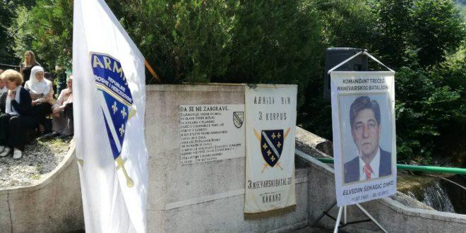 Obilježen 21. juni – Dan kakanjskih šehida i poginulih boraca semizovačkog ratišta