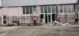 """U toku radovi na utopljavanju i rekonstrukciji fasade na objektu doma u Haljinićima, radovi će biti završeni do manifestacije Trinaesti susreti dijaspore i rodnog kraja – """"Sutješko ljeto"""""""