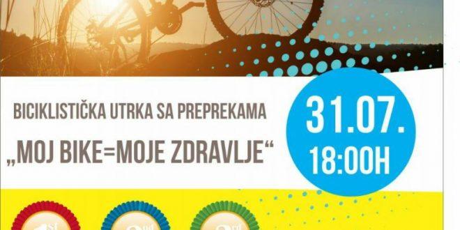 """""""Kakanjski dani 2018"""": Biciklistička utrka sa preprekama """"Moj bike = moje zdravlje"""", prva nagrada 50 KM, prijavite učešće"""