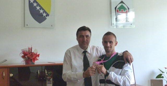 Foto: Amelove prve medalje