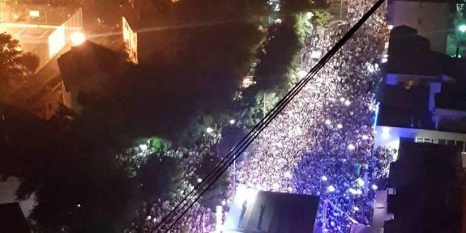 Klix.ba: Amar Jašarspahić Gile priredio spektakl za nekoliko hiljada posjetilaca na koncertu u Kaknju
