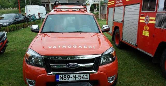 Aktivnosti Službe civilne zaštite u 2018. godini: 114 intervencija vatrogasaca, prikupljeno 20 komada NUS-a, sanacija klizišta, novo terensko vozilo…
