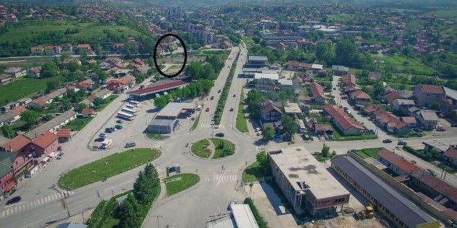 Vizije i planovi za budući period: Most od Kaome pravo preko rijeke Bosne do saobraćajnice koja vodi pored autobuske stanice