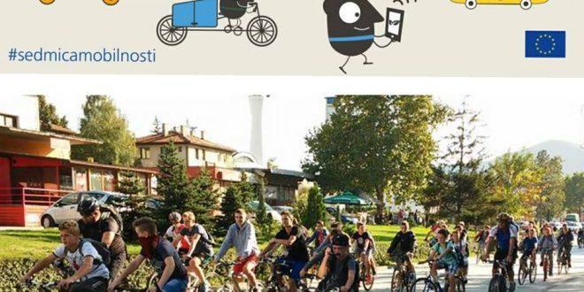 Obilježavanje Evropske sedmice mobilnosti: U petak u Kaknju biciklijada
