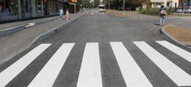 U toku aktivnosti na označavanju horizontalne signalizacije na glavnoj gradskoj saobraćajnici