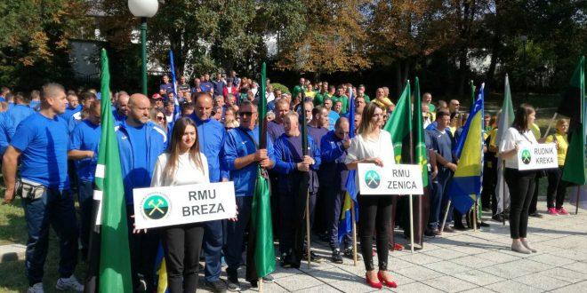 "U Kaknju organizirano cjelodnevno rudarsko sportsko druženje – ""Rudarijada 2018"""